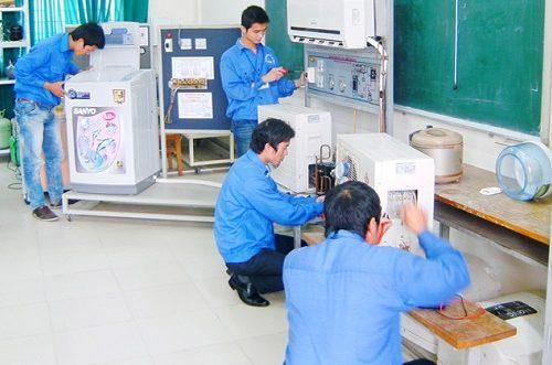 Chứng chỉ nghề điện lạnh