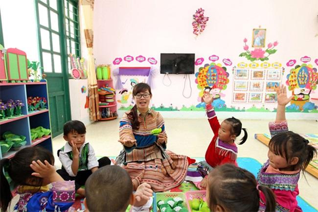Hệ trung cấp mầm non trường Đại Học Sài Gòn