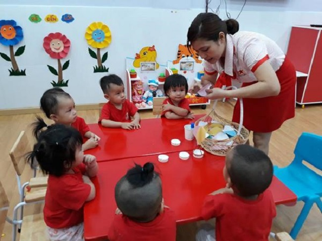 Chương trình giáo dục chất lượng đáp ứng với nhu cầu lao động