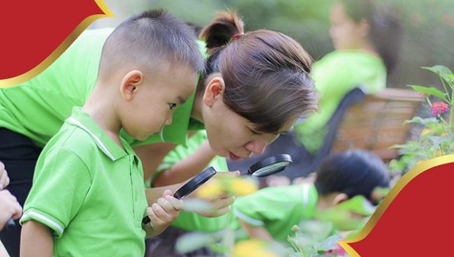 Học Trung cấp Mầm non liên hệ trường Việt Hàn