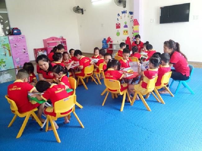 Học Trung cấp Mầm non tại Việt Hàn hỗ trợ cho sinh viên
