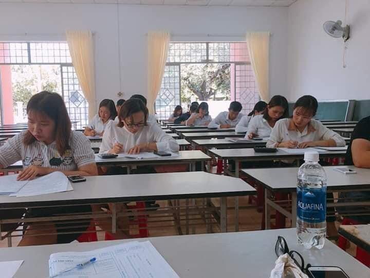 Trường trung cấp Việt Hàn có cơ sở vật chất hoàn thiện