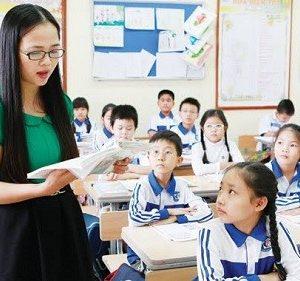 Học trung cấp tiểu học nên yêu trẻ