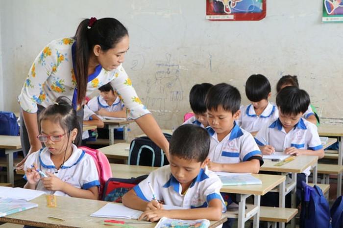 trung cấp tiểu học cơ hội việc làm lớn