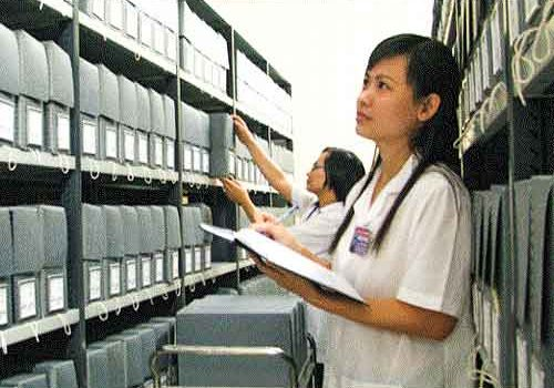 Chứng chỉ văn thư lưu trữ