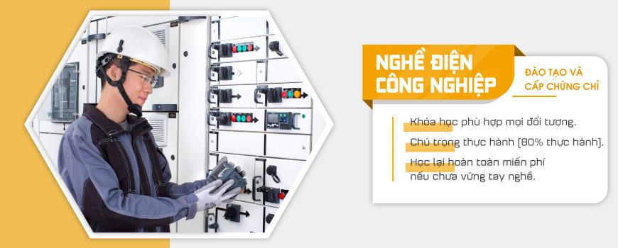Học trung cấp điện công nghiệp tại Việt Hàn