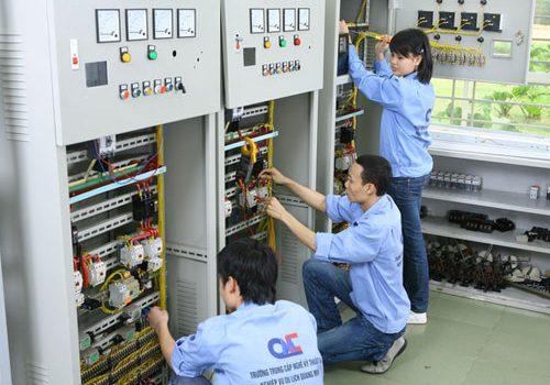 Trung cấp điện công nghiệp