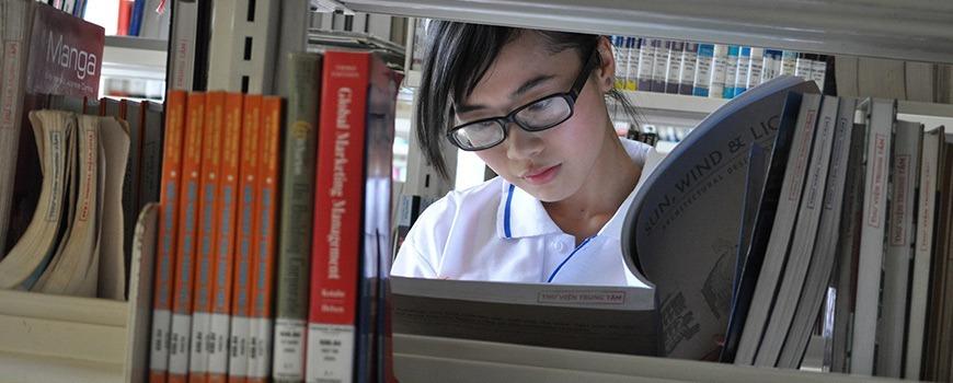 Trung cấp Thư viện thiết bị trường học vừa học vừa làm