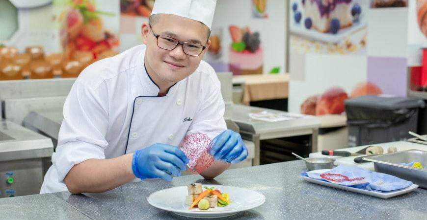 Trung cấp kỹ thuật chế biến món ăn1
