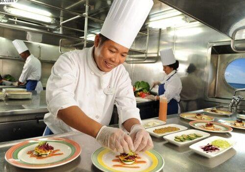 Học văn bằng 2 Trung cấp kỹ thuật chế biến món ăn