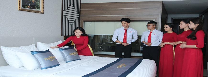 Trung cấp Quản trị khách sạn cấp tốc